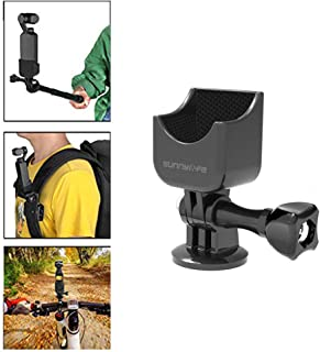 1/4 Adapter for DJI OSMO Pocket, Cochanvie Sunnylife 1/4 Adapter Multifunctional Expanding Switch Connection for DJI OSMO ...