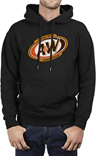 XIANGXIXI0 Men Slim Long Sleeve Hoodies Massey Ferguson Black Sweatshirt