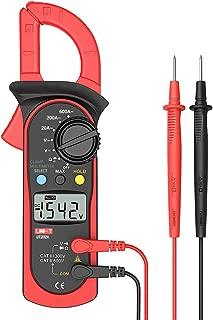 Uni-T UT202A Auto-Ranging AC DC 600 Amps Auto/Manual Range Digital Handheld Clamp Meter Multimeter Test Tool
