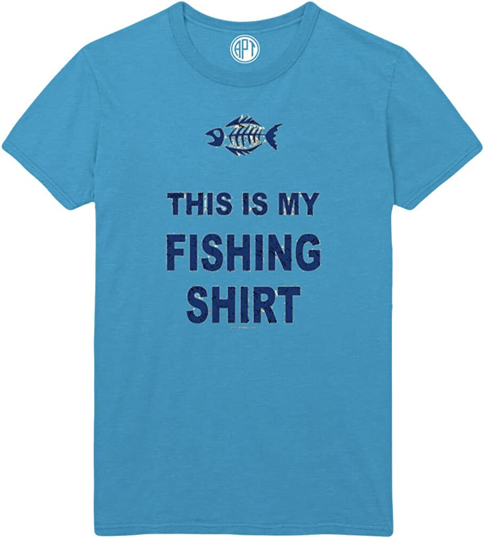 This is My Fishing Shirt Printed T-Shirt