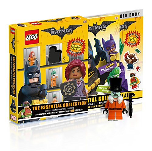 LEGO BATMAN MOVIE ESSENTIAL COLL SLIPCASE ED