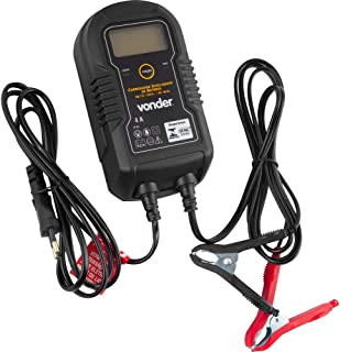 Carregador inteligente de bateria 220 V~ CIB 110 VONDER Vonder