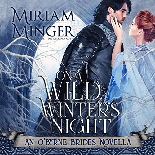 On a Wild Winter's Night Audiobook By Miriam Minger cover art