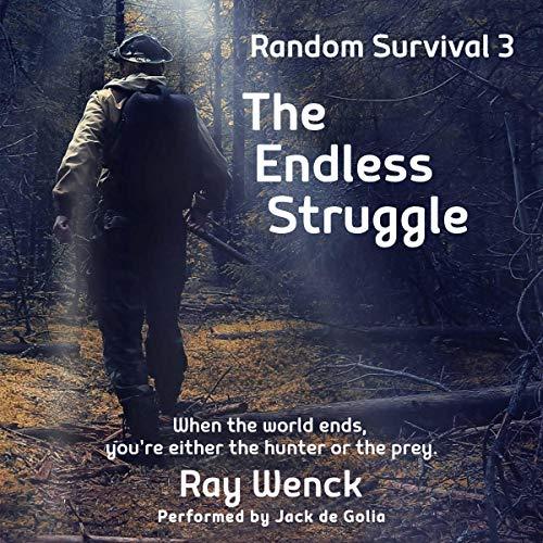 Couverture de The Endless Struggle