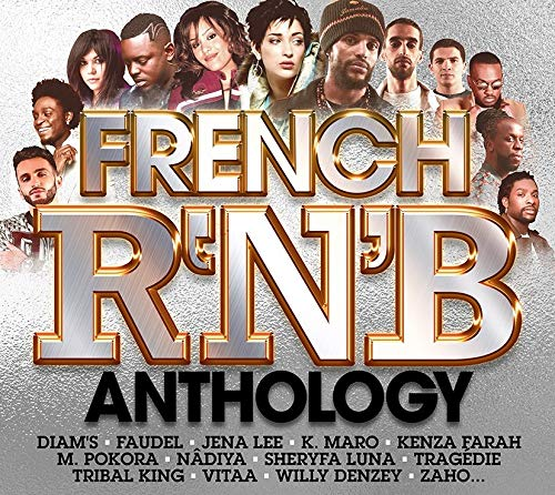 French Rnb Anthology / Various