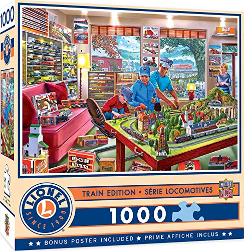 1000 piece puzzle for boys - 9