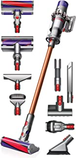 Dyson Cyclone V10 Absolute Cordless Vacuum Cleaner + Manufacturer's Warranty + Quick Release Extension Hose + Stubborn Dirt Brush + Mattress Tool Bundle
