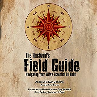 The Husband's Field Guide: Navigating Your Wife's Essential Oil Habit cover art