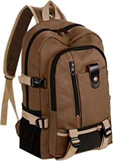 Travel Rucksack Travel bucket Backpack Men Rugzak Canvas College Student School Backpack 2019