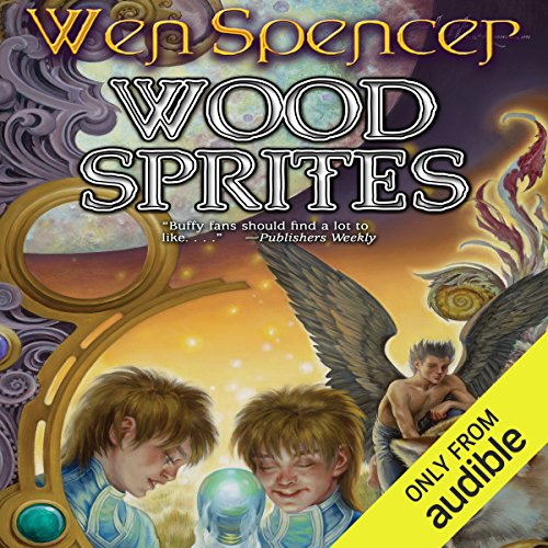 Wood Sprites     Elfhome, Book 4              By:                                                                                                                                 Wen Spencer                               Narrated by:                                                                                                                                 Tanya Eby                      Length: 17 hrs and 55 mins     408 ratings     Overall 4.6