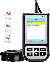 Creator C110 V6.0 Code Reader Airbag/ABS/SRS Diagnostic Scan Tool Car Scanner for BMW
