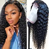 Best Full Lace Wig Glues - HD Deep Wave Wig T Part Lace Front Review