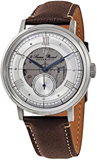 Automatic Silver Dial Unisex Watch 1673A4
