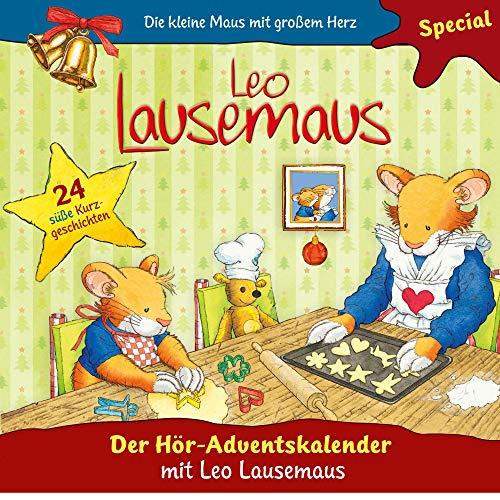 Leo Lausemaus - Der Hörspiel-Adventskalender mit Leo Lausemaus Titelbild