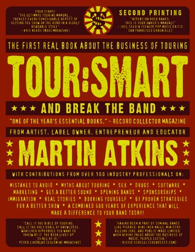 Tour:Smart: And Break the Band (English Edition)