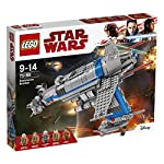 Lego Star Wars-75188 Bombardero de la Re...