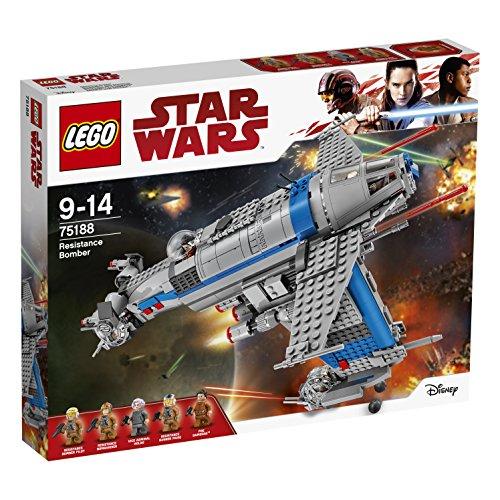 LEGO STAR WARS - Bombardero de la Resist...