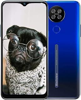 Blackview A80S Smartphone zonder abonnement, 6,22 inch HD+ display 4200mAh accu, 13MP + 5MP dual camera, 4GB + 64GB ROM, A...