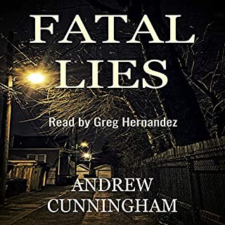 Fatal Lies audiobook cover art