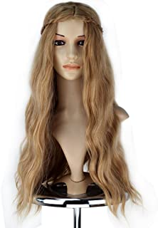 cersei lannister cosplay wig