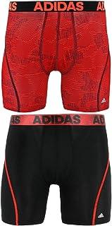 adidas Men's Sport Performance ClimaCool Boxer Underwear...
