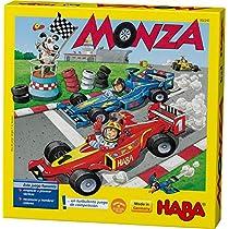HABA-HABA-302247-Monza-ESP-302247-Juego-de-Mesa-de-Dados-con-una-turbulenta-Carrera-de-Coches-para-2-6-ninos-de-5-anos-para-Aprender-los-Colores-Multicolor-4416