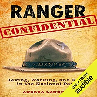 Ranger Confidential audiobook cover art