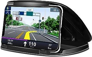 MATEIN Porta Cellulare da Auto,Supporto Smartphone per Auto Antiscivolo per Telefoni da 3-6,8 Pollici,Supporto Auto Smartp...