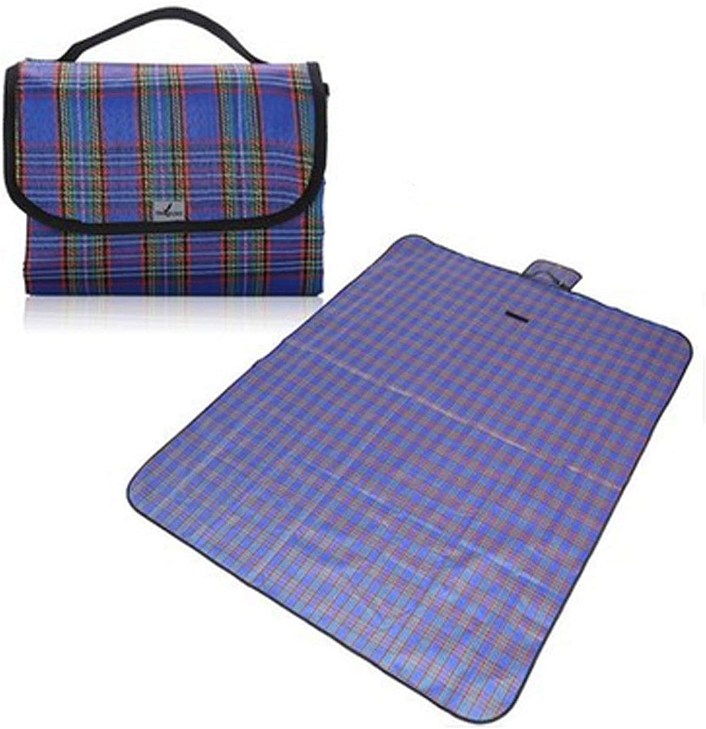 Camping Mat, Outdoor Waterproof Beach Mat, 200  150 cm, Suitable for Outdoor Travel, Multicolor Optional (color   A01, Size   200  1500cm)
