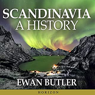 Scandinavia audiobook cover art