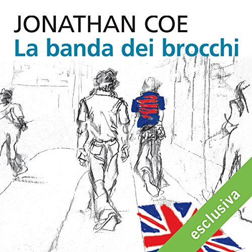 La banda dei brocchi audiobook cover art