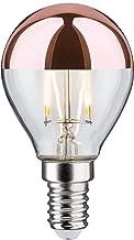 Paulmann 28455 LED kogellamp 2,5 W E14 230V kopspiegel koper 2700K, 8 x 4.5 x 8 cm