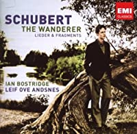 Wanderer: Lieder & Fragments by Ian Bostridge (2008-07-08)