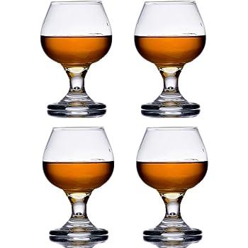 Libbey 5.5 oz Brandy Glass 3702 Set of 4