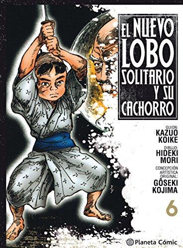 Nuevo Lobo solitario y su cachorro nº 06 (Manga Seinen)
