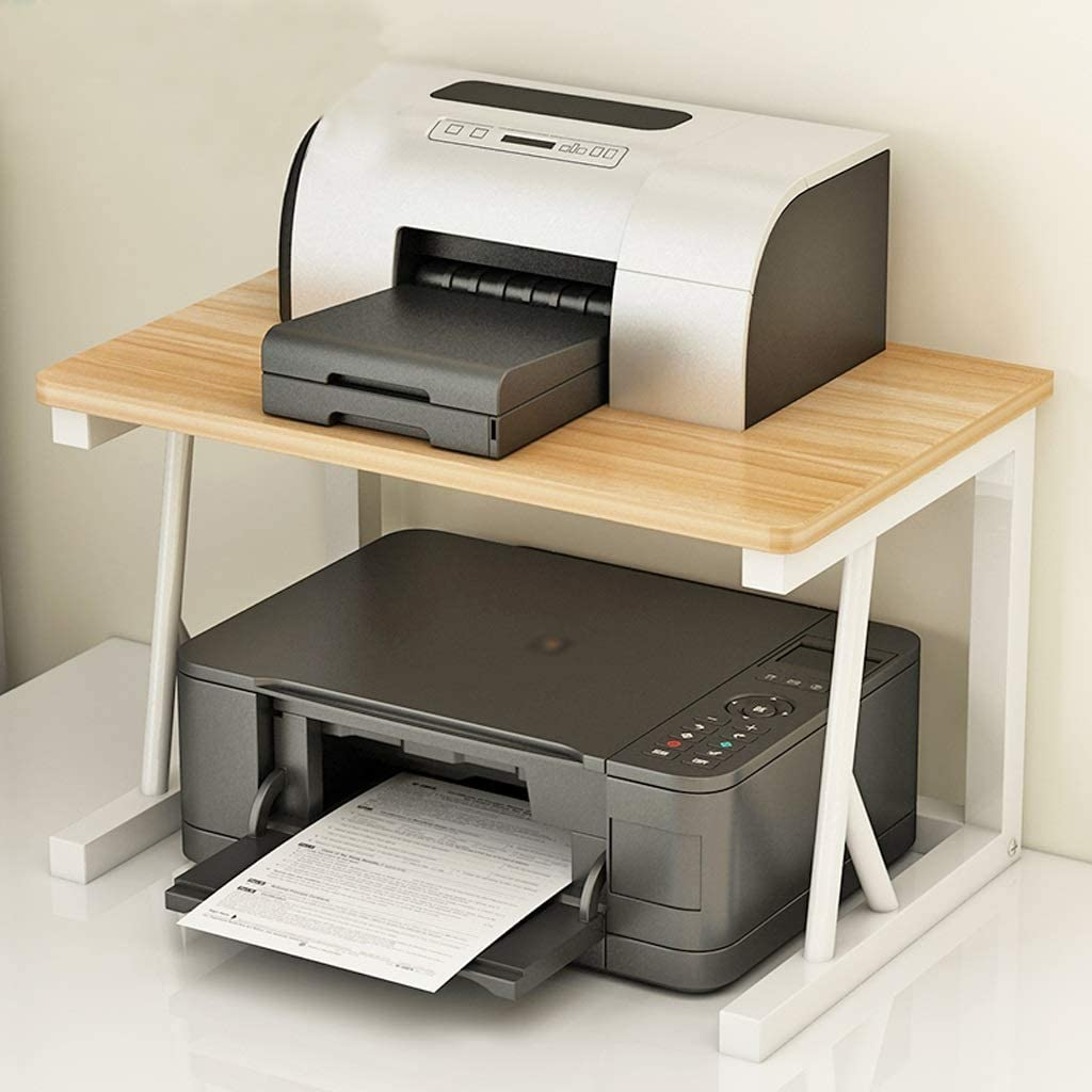 Year-end gift YI0877CHANG Printer Be super welcome Stand Shelf Stable Printe Frame Steel Design