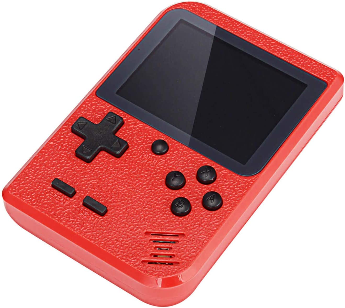 TV Video Game Retro Mini Game Player Travel Game 520 Classical FC Games 3.0 Inch Color Screen Boy Games Xmas Gift for Kids Red VanBasic Handheld Game Console