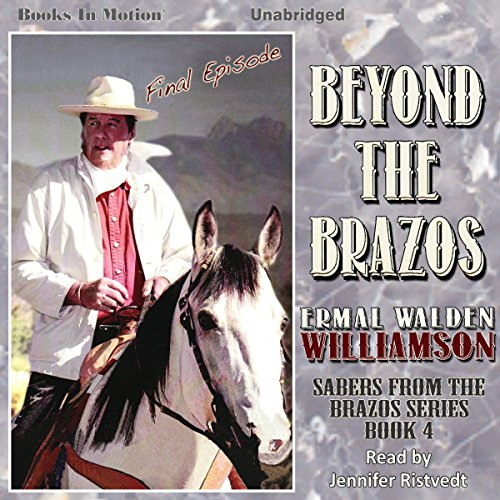 Beyond the Brazos audiobook cover art