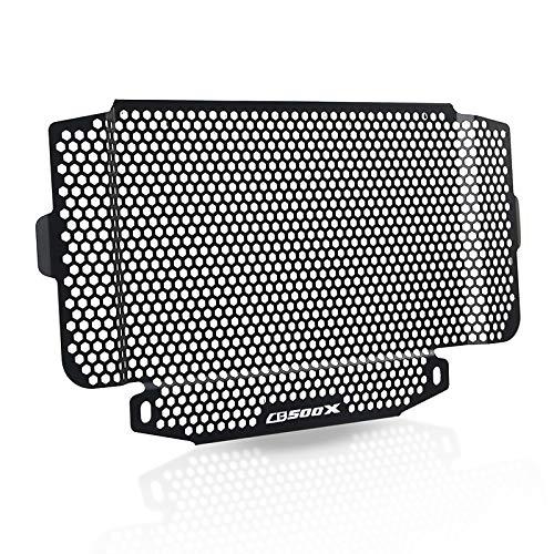 Parrilla de la parrilla del radiador de la motocicleta Parrilla protectora de la cubierta protectora para Honda CB500X 2013 2014 2015 2016 2017 2018