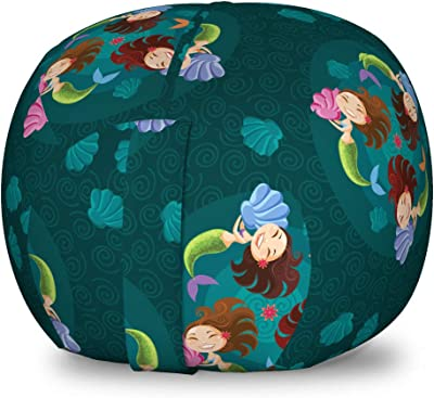 Awe Inspiring Amazon Com Majestic Home Goods Purple Links Bean Bag Chair Machost Co Dining Chair Design Ideas Machostcouk