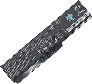 Batería de portátil PA3817U-1BRS PA3818U-1BRS PA3819U-1BRS para Toshiba Satellite C650 C650D C655 C660 C655 L600 L675 L675 L700 L745 L750 L750D L755-10.8V 48Wh
