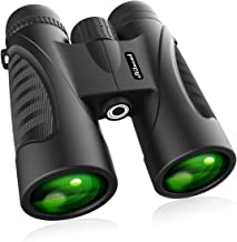 Binoculars for Adults 12 x 50 High Powered for HD Waterproof Zoom, Powerful Binoculars..