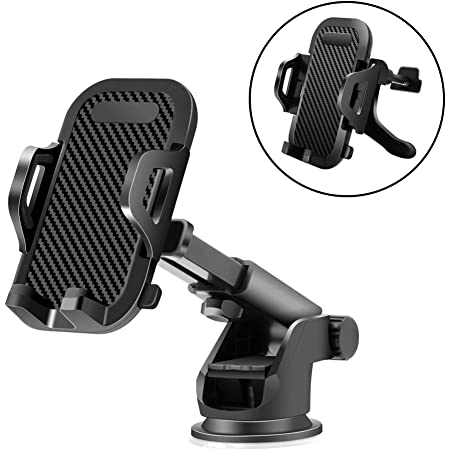 Car Cup Holder Phone Mount, Fivota Universal Adjustable Cup Holder Phone Mount for Cell Phone, iPhone, Samsung Galaxy, HTC and More