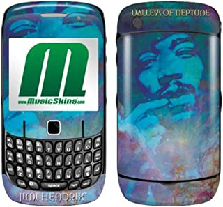 MusicSkins, MS-JIMI70044, Jimi Hendrix™ - Valleys Of Neptune, BlackBerry Curve (8520/8530), Skin