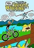 Steve & Wheelie - Mountain Bike Adventure: The Log Cabin at Erik Lake