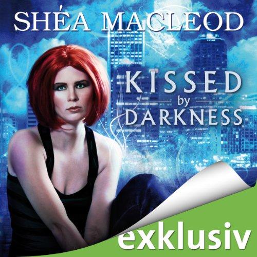 Kissed by darkness (Sunwalker Saga 1) audiobook cover art