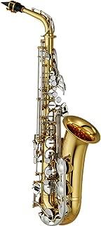 Yamaha YAS-26 Standard Alto Saxophone Lacquer with Nickel Keys