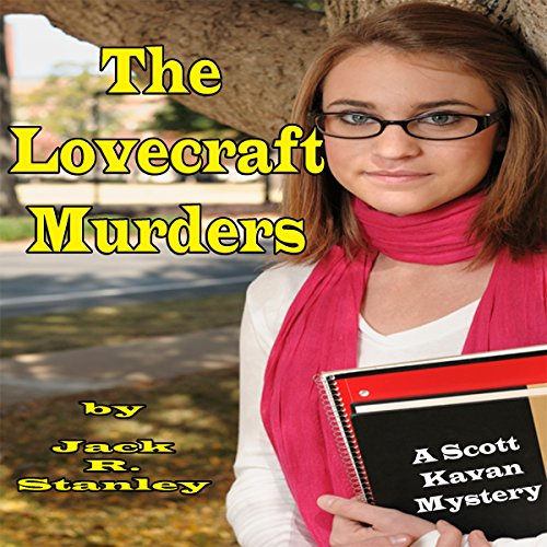 The Lovecraft Murders audiobook cover art