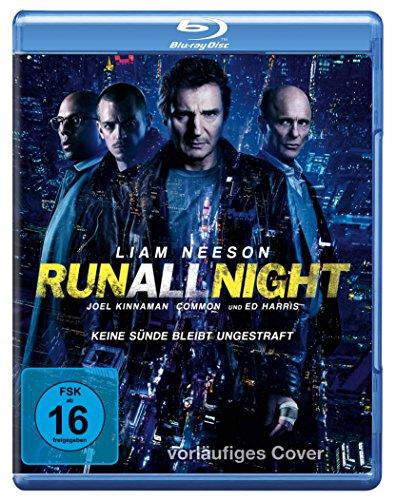 Run All Night [Blu-ray]