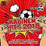 Kabinen Hits 2018 - Die besten Songs der Kreisliga